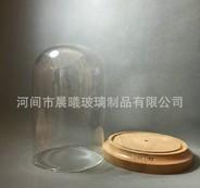 厂家批发 永生花玻璃罩礼盒 永生花玻璃花房