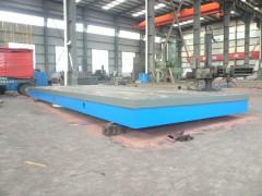 供应优质铸铁划线平台精度铸铁研磨平台性能特点