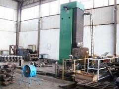 承接各类大型机械零件加工、焊接业务