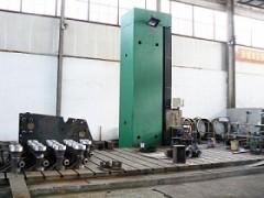 型机械零件,工件加工、机架焊接