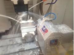 精密CNC四轴加工