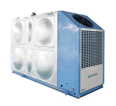 科希曼KJA-21II 医院学校工厂办公楼专用空气源热泵商用热水一体机