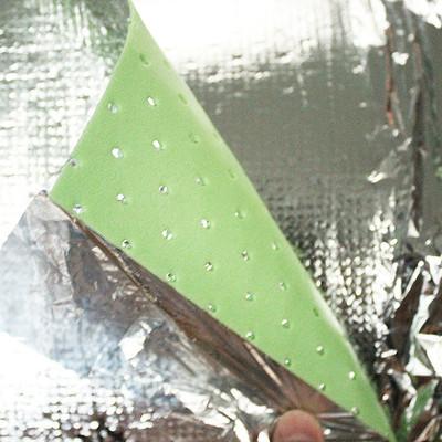 策维包装 IXPE地暖地热专用膜 防水防潮材料 珍珠棉 珍珠棉包装材料生产厂家