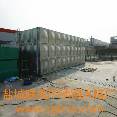 联成供水设备直销北京上海天津重庆连云港不锈钢水箱保温材质