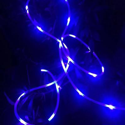 户外景观灯 庭院景观灯 防水管子灯LED软灯条 LED软灯带 管子灯 LED铜线灯 防水装饰铜线灯 厂家直销