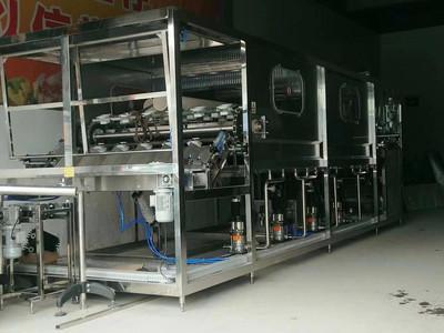 奥德隆QGF-800型 液体灌装机 液体灌装机厂家 瓶装水灌装机 桶装水灌装机 饮料灌装机 灌装机厂家价格