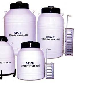 MVE立式 CryoSystem750液氮罐进口液氮罐销售
