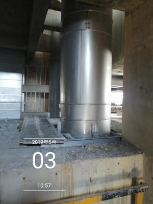 [工厂直供]中排 不锈钢排烟直筒 长寿命不锈钢烟囱管 不锈钢双层排烟管道 14年行业经验 专业施工队伍