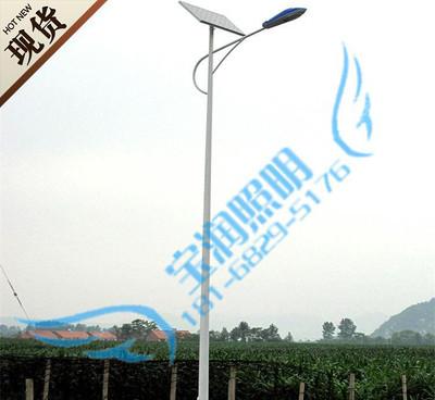 热销太阳能路灯新农村路灯乡村道路安徽太阳能灯12vled路灯