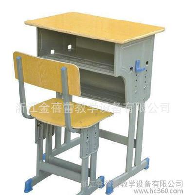 专业生产 中式学校课桌椅 单人学生课桌椅课BL-31158