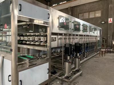 奥德隆JXG—900型 瓶装水灌装机 桶装水灌装机 饮料灌装机 灌装机厂家价格