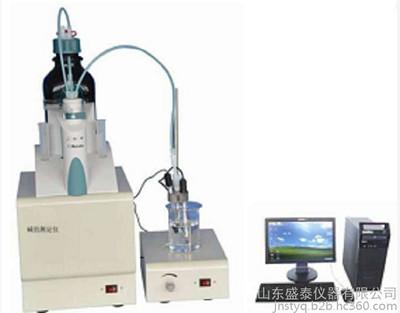 SH108C电位滴定法自动酸值仪盛泰仪器山东济南石油产品