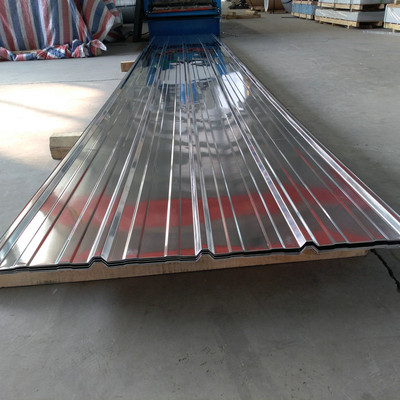 永昌铝业供应铝瓦 0.6厚 压型铝瓦 750型 瓦楞铝板 可定制各种规格长度