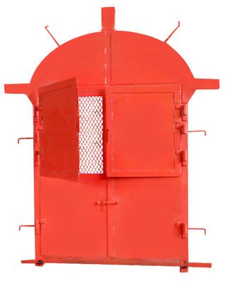 MFHSL型防火栅栏两用门