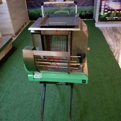 无烟木炭多功能自动烧烤机 多功能烧烤机 全禾 快速自动无烟烧烤机