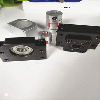 TBI丝杠厂家TRS15VL线性滑轨油缸杆丝杠支撑座生产加工