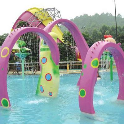 【创乐】厂家设计定做儿童水上游乐设备 水上乐园设备 戏水设施