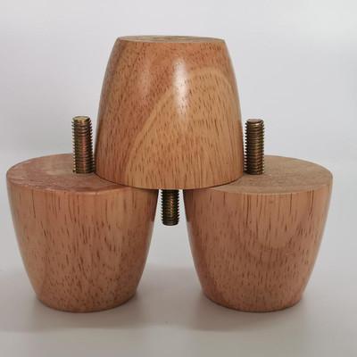 斌隆木质工艺品加工 家具木脚 竹木制品 竹制木脚 水曲柳白蜡木木脚