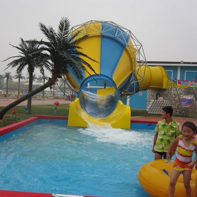 【广东创乐】户外大型水上滑梯 儿童水上乐园设备
