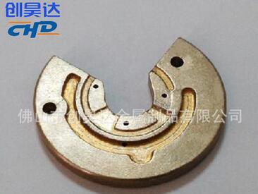 铜基粉末冶金结构件